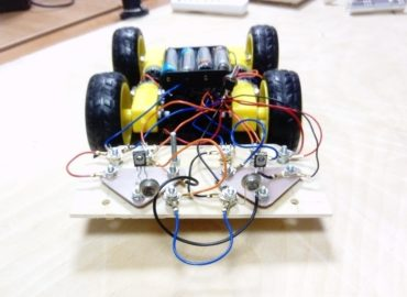 BEAM робот