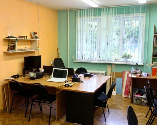 Фото класса и оборудования